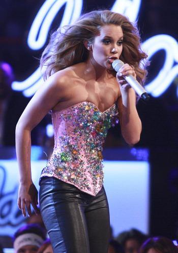 Idol 2005 Winner Agnes Carlsson 2009 Cahill Remixed