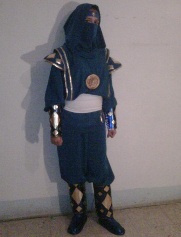 Power Ranger ninja