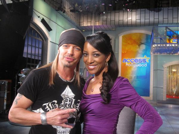 shaun robinson access hollywood. Shaun Robinson of NBC#39;s Access