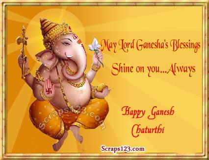 Ganesha Blessings  Image - 3
